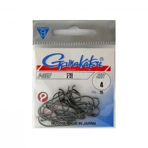Carlige Gamakatsu F11 nr.12 25buc