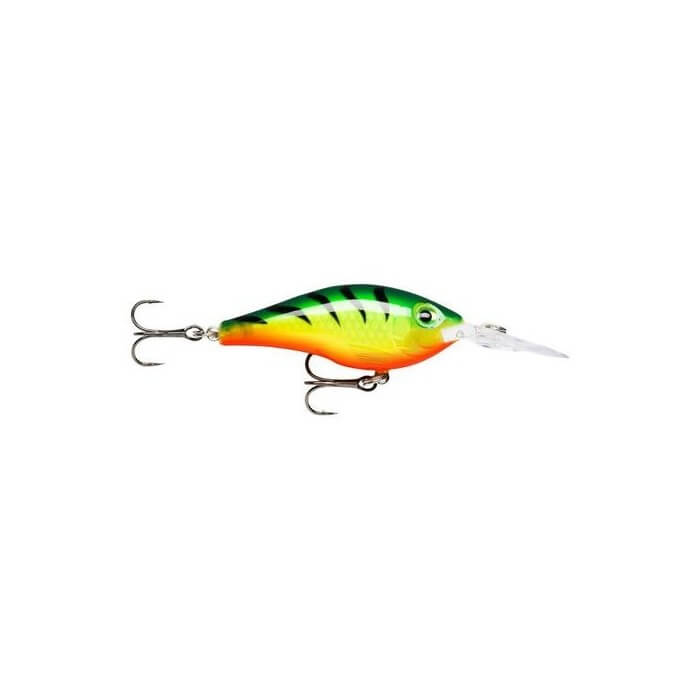 Vobler Rapala Max Rap Fat Shad MXRFS05 FT