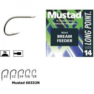 Carlig Mustad Feeder Mu11...
