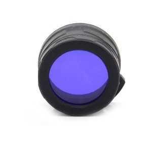 Filtru Nitecore NFB34, albastru