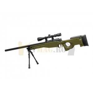 Replica airsoft L96 Sniper Set