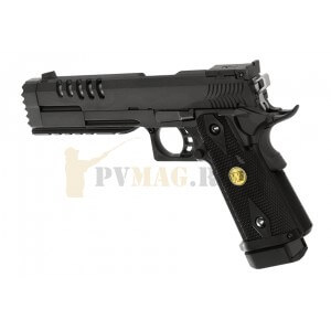 Replica pistol airsoft Hi-Capa 5.2 Full Metal Dragon GBB