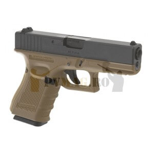 Replica pistol airsoft WE19...