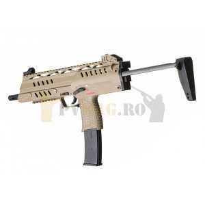 Replica airsoft SMG-8 GBR Tan