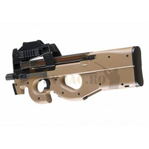 Replica airsoft P90 Laser DST