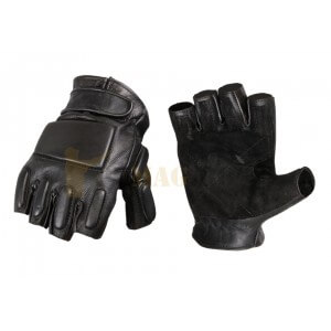 Manusi Phalanx Leather Half Finger