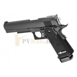 Replica pistol airsoft Hi-Capa 5.1 Full Metal Co2
