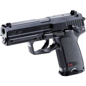 Pistol Co2 Airsoft Hekler&Koch Usp 6Mm 16Bb 2J