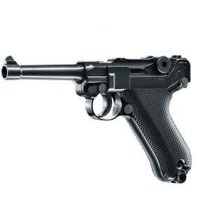 Pistol Co2 Airsoft Legend P08 6Mm 15Bb 2J