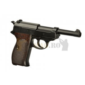 Replica pistol airsoft Walther P38 GBB