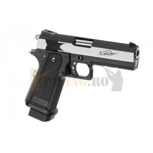 Replica pistol airsoft Hi-Capa Xtreme Full Auto GBB