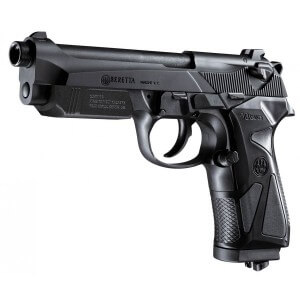 Pistol Co2 Airsoft Beretta 90Two 6Mm 15Bb 2J