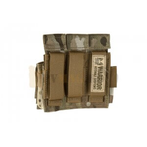 Buzunar 3 incarcatoare Direct Action Pouch 9mm