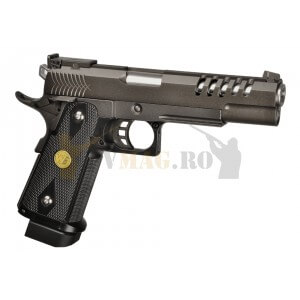 Replica pistol airsoft Hi-Capa 5.1 K Full Metal GBB