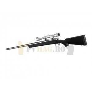 Replica airsoft VSR-10 Pro Hunter Sniper neagra