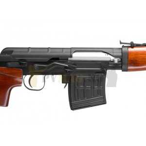 Replica airsoft SVD Dragunov Lemn Co2