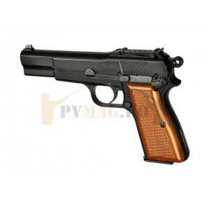 Replica pistol airsoft Hi-Power Full Metal GBB