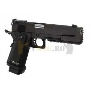 Replica pistol airsoft Hi-Capa 5.2 Full Metal GBB
