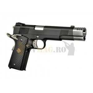Replica pistol airsoft Punisher 1911 Full Metal GBB