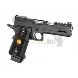 Replica pistol airsoft Hi-Capa 5.1 Full Metal Dragon Co2