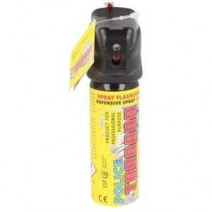 Spray autoaparare J.G.S. ESP Tornado cu lanterna 63ML